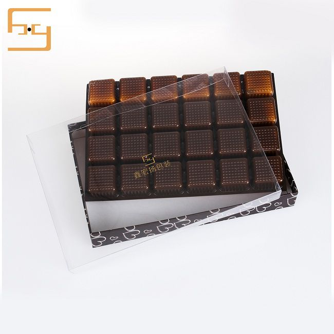 OEM Blister Packaging For Boxes With Chocolate