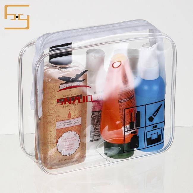 Transparent Mobile Power Plastic Package Bag